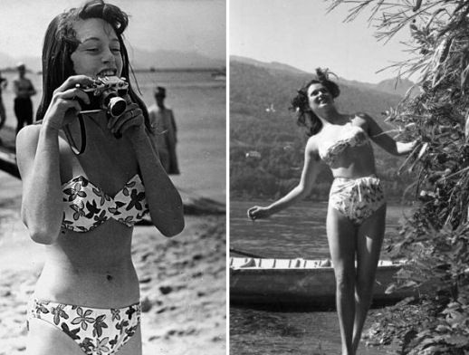 Bikini-anni-50-Brigitte-Bardot-Lucia-Bosé - Il Giornale di Casoria 395764bc9fc