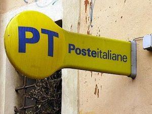 Roma, 21 gennaio 2008 poste insegna
