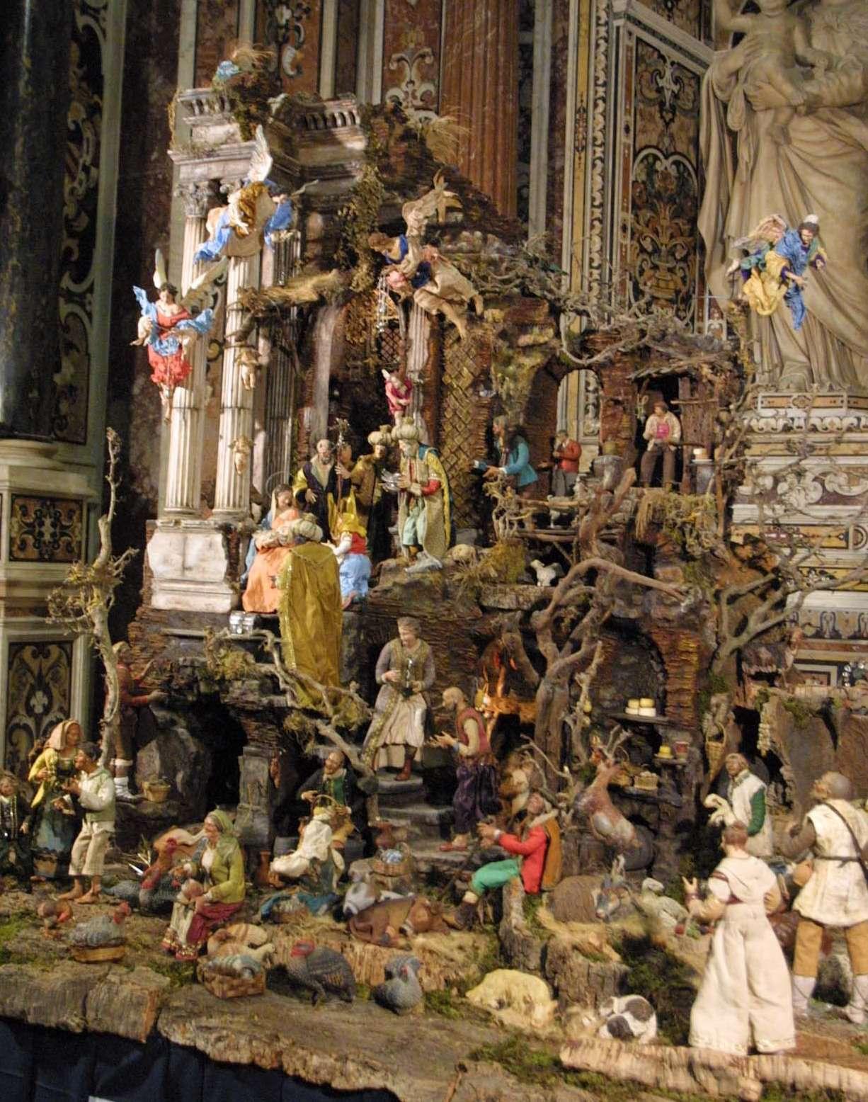 Il presepe napoletano: simbolismi e tradizioni - Il