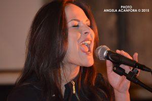 Napoli. Loredana Daniele presenta il suo primo album.