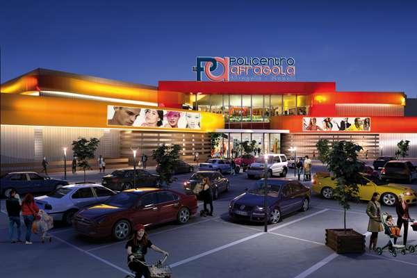 Afragola il nuovo centro commerciale policentro nel piano for Piano casa di casoria