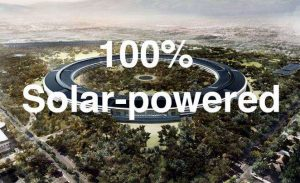 Apple solare