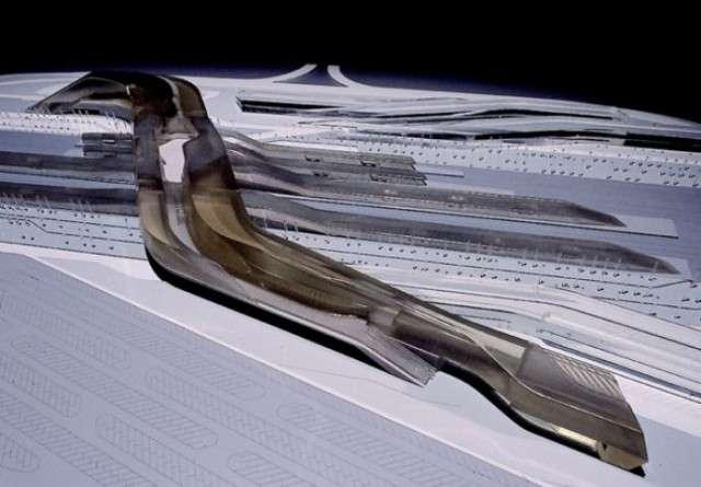 La stazione av napoli afragola pronta entro il 2016 pina for Arredo trasporti afragola