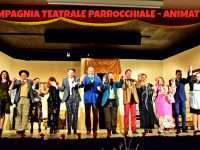 """Grande successo per """"Madama Sangenella"""" in scena al teatro della Parrocchia San Paolo."""