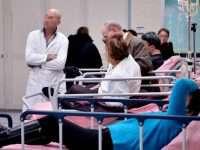 Napoli. Ospedali nel caos. Non è più possibile accogliere pazienti al pronto soccorso. Finiti letti e barelle.