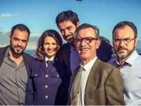 """""""I bastardi di Pizzofalcone"""". La serie tratta dal libro di Maurizio De Giovanni, in onda da stasera su Rai Uno."""