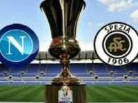 Napoli-Spezia 3-1: Gli azzurri volano ai quarti di finale di Coppa Italia