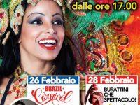 Carnevale al Centro Commerciale Medì di Teverola. IL 26 e il 28 Febbraio appuntamenti per grandi e piccini