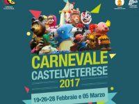 Carnevale  a Castelvetere 19 – 26 – 28 Febbraio e 05 Marzo 2017