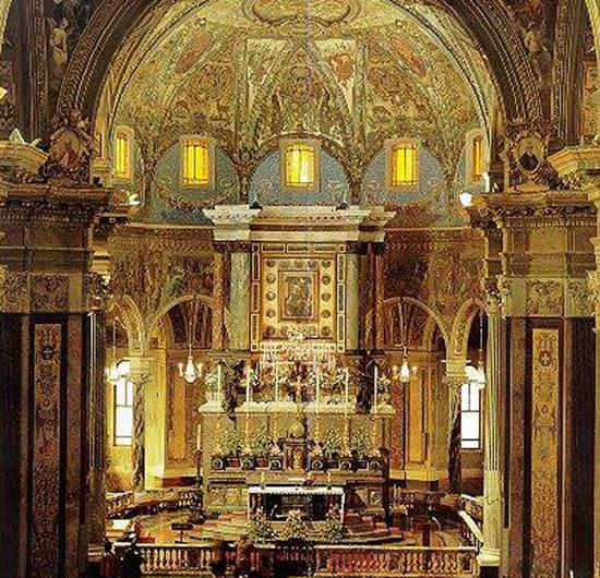 Cappella Di San Gaetano In D A Villa Roma