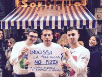 """""""Chi ha la pelliccia non può entrare in pizzeria"""": la campagna animalista di Sorbillo"""
