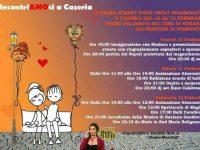 """IncontriAMOci a Casoria"""", primo street food degli innamorati dal 10 al 12 febbraio"""