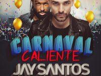 Carnaval Caliente all' Arenile di Bagnoli – Special Guest: Jay Santos, per un carnevale caliente