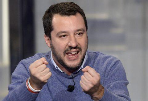 Salvini oggi ad Afragola: il ministro svolgerà un tour Campano in vista degli ultimi eventi che hanno funestato la regione