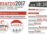 Sant'Antimo, il 25 marzo un evento su giovani e cultura