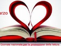 24 Marzo. Giornata Nazionale per la Promozione della Lettura