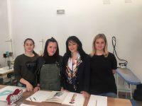Palmeri, assessore al lavoro Campania: incontro all'istituto Isabella d'Este