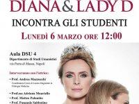 Lunedì 6 marzo alle ore 12:00, l'attrice Serena Autieri incontrerà gli studenti dell'Università Federico II.
