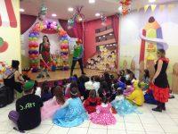 Brio ed allegria al Party di Carnevale de La Casa di Fiore che si é tenuto martedi 27 febbraio