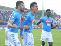 Il Napoli riparte dal campionato ospitando al San Paolo il Crotone