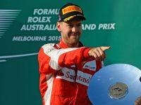 Inizio col botto: La Ferrari inizia il Mondiale a Melbourne, vincendo e convincendo!