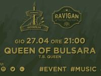 Queen of Bulsara al Ravigan. La tribute band dei Queen alla serata live del RistoPub