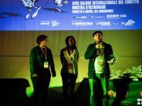 """Alla XIX edizione del Salone Internazionale del Fumetto """"Napoli COMICON"""" torna il Premio Spaccanapoli, il riconoscimento che premia la migliore produzione fumettistica partenopea dell'anno appena trascorso."""