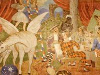 """""""Il sipario per Parade"""": l'opera più famosa di Picasso dall'8 aprile a Napoli"""