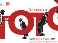 """""""O'Maggio a Totò"""" : un mese di eventi, spettacoli e conferenze per """"incoronare"""" il Principe della Risata."""
