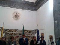 Una pergamena per la solidarietà – città di Napoli