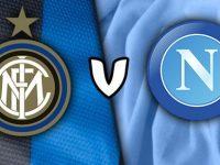 Inter-Napoli di domenica sera, a chiudere la 34°giornata di campionato
