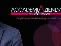 """""""Strategia Aziendale Sovversiva"""", l'appuntamento formativo con il Dott. Cotza in esclusiva per la Campania alla Sasha Tech di Carlo Del Vecchio."""