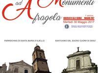 """Afragola. Al via la prima edizione del """"Maggio dei Monumenti"""""""