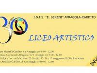 Vari appuntamenti e grande festa finale per il trentennale del Liceo Artistico di Cardito.