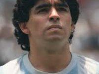 Cittadinanza onoraria a Diego Armando Maradona: si spera di festeggiare il 4 luglio!