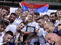 Il basket campano festeggia: Il Napoli torna in A2