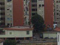 I cittadini segnalano. Arpino: cumuli di spazzatura nel parcheggio della chiesa Maria S.S. delle Grazie. Richiesta bonifica urgente