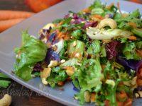 Le ricette di Virginia: Insalata con mela verde