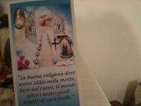 """""""La buona religiosa deve avere Iddio nella mente, Gesù nel cuore, il mondo sotto i nostri piedi e tutto le sarà facile"""" Santa Giulia Salzano"""