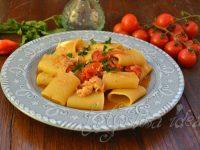 Le ricette di Virginia: Paccheri con astice e pomodorini