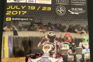Mario Schettino campione di karting di casa nostra vola in Svezia per il Campionato Europeo.