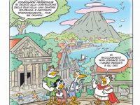 La Disney omaggia Napoli con un fumetto dedicato alla zona del parco di Baia
