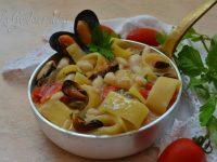 Le ricette di Virginia: Pasta e fagioli con le cozze
