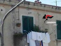 Coltivava Cannabis sul balcone di casa, carabinieri arrestano quarantottenne