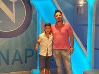 Casoria. Antonio Gaglione, baby talento casoriano, firma per il Napoli. Ad majora Antonio