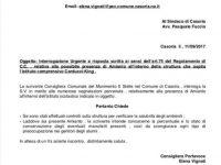 Allarme a Casoria, il movimento cinquestelle segnala la presunta presenza di amianto nelle scuole