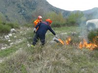 Incendi, nasce filiera della prevenzione AIB: al via progetto gestione integrata SMA-Unicampania-Parco Nazionale del Cilento