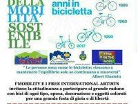 Casoria in festa il 24 settembre: pedalate, giochi e eventi folkloristici in occasione dei 200 anni di nascita della bicicletta