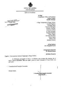 """Elena Vignati, portavoce del M5S di Casoria:consiglio comunale con un solo ordine del giorno legittimo e 3 nulli per difetto di notifica"""""""