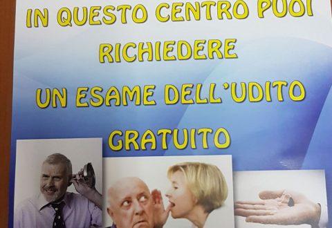 """Mercoledì 18 ottobre visite audiometriche gratuite nella sede del comitato """"Quartiere Stella"""""""